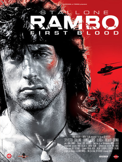 LES INEDITS : RAMBO ( FIRST BLOOD ) en vost