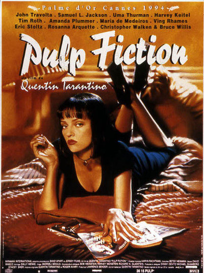LES INEDITS : PULP FICTION  en vost