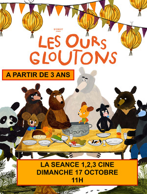 OURS GLOUTONS